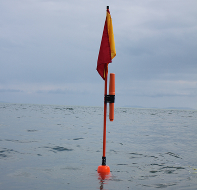 Buoy-Trak installed
